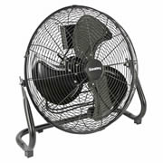 Sealey HVF18 Sealey 18'' High Velocity Floor Fan