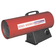 Sealey LP100 Sealey Space Warmer Propane Heater