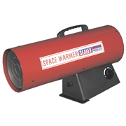Sealey LP150 Sealey Space Warmer Propane Heater