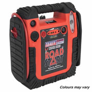 Sealey RS131 Sealey RoadStart® Emergency Power Pack 12V 900 Peak Amps
