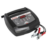 Sealey SCI15S Sealey SCI5S Schumacher Intelligent Speed Charge Battery Charger 15Amp 6/12V