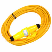 Professional SES110LEAD14 Extension Lead 14mtr (16Amp 110 Volt)
