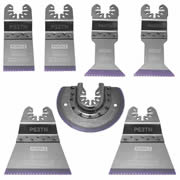 Smart P7MAX Smart Purple Series 7 Piece Blade Set