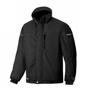 Snickers 11000400 Snickers ALLROUNDWORK 37.5 Insulated Jacket (Black)