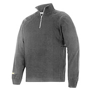 Snickers 28131800 Snickers Heavy Zipped Sweatshirt (Grey)