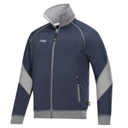 Snickers 28199518 Snickers Logo Jacket (Navy/Grey)