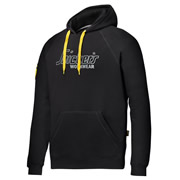 Snickers Workwear 28230400 Snickers 40th Anniversary Hoodie (Black)