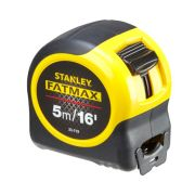 Stanley 033719 Stanley Fat Max Tape 5m/16ft