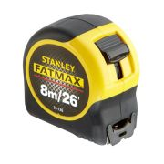 Stanley 0-33-726 Stanley Fat Max Tape 8m/26ft