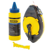 Stanley 047465 Stanley 30m Power Wind Chalk Line Set