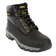 10003101 Stanley Hartford Safety Boots (Black) STA10003101