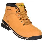 Stanley 10026103 Stanley Boston Safety Boots (Honey)
