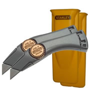 Stanley 1-10-550 Stanley Titan Trimming Knife (Fixed Blade) Pack of 2