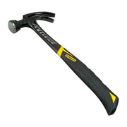 151275 Stanley FatMax 16oz Antivibe All Steel Curved Claw Hammer STA151275