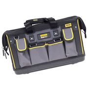 "Stanley 1-71-180 Stanley Fatmax 18"" Open Mouth Rigid Tool Bag"