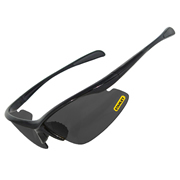 Stanley SY1502D Stanley Extreme Wrap Safety Glasses Smoke