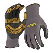 Stanley SY510L Stanley Large Razor Tread Gripper Gloves