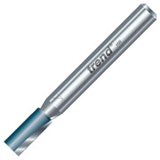 "Trend 1/4C005B 6mm Trend Straight Cutter (1/4"" Shank) 20mm Flute"