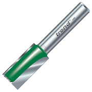 "Trend 1/4C015 9.5mm Trend Straight Cutter (1/4"" Shank) 31.8mm Flute"