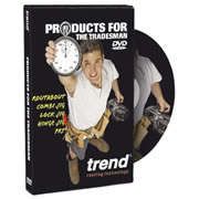 Trend DVD/TRADE Trend Routing Products DVD