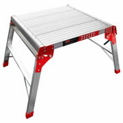 Ultex ULT151043 Ultex Aluminium Square Work Platform 600mm x 600mm