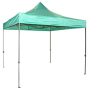 Ultex 180012 Ultex Green Folding Gazebo 3m x 3m