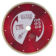 Ultex 301772 Ultex 250mm Ultra Tile Diamond Blade