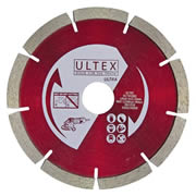 Ultex 301862 Ultex 125mm Ultra Mortar Raking Diamond Blade