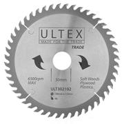 Ultex 302102 Ultex 190mm 48 Tooth TCT Trade Blade