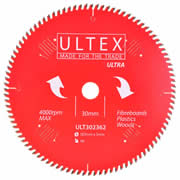 Ultex 302362 Ultex 305mm 96 Tooth TCT Ultra Blade
