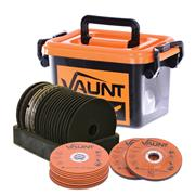 Vaunt 30008 Vaunt 20 Piece 115mm Angle Grinder Disc Trade Pack