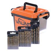 Vaunt 30013 Vaunt 57 Piece HSS Drill Bit Trade Pack