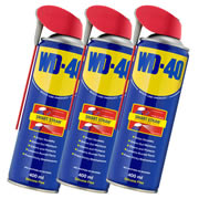 WD40 44034PK3 WD-40 Smartstraw 400ml (Pack of 3)