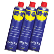 WD40 44116PK3 W-D40 600ml Can (Pack of 3)