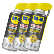 WD40 44377PK3 WD-40 High Performance Silicone Lubricant 400ml (Pack of 3)
