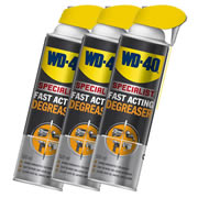 WD40 44392PK3 WD-40 Fast Acting Degreaser 500ml (Pack of 3)