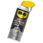 WD40 44394 WD-40 Anti Friction DRY PTFE Lubricant 400ml