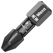 Wera 057617 WERA PH3 25mm (PK10) Impaktor Diamond Screwdriver Bits