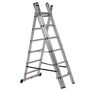 Youngman 342381 Youngman 7.2m Combi 100 Ladder