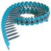Makita F-33234 Makita Collated Decking Screws 55mm (Box of 1000)