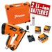 Paslode IM65 A-PACK Paslode Li-ion Angled Finishing Nail Gun Pack