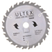 Ultex 302022 Ultex 165mm 24 Tooth TCT Trade Blade