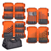 Vaunt 30052 Vaunt 79 Piece Drill Accessory Set with Carry Bag
