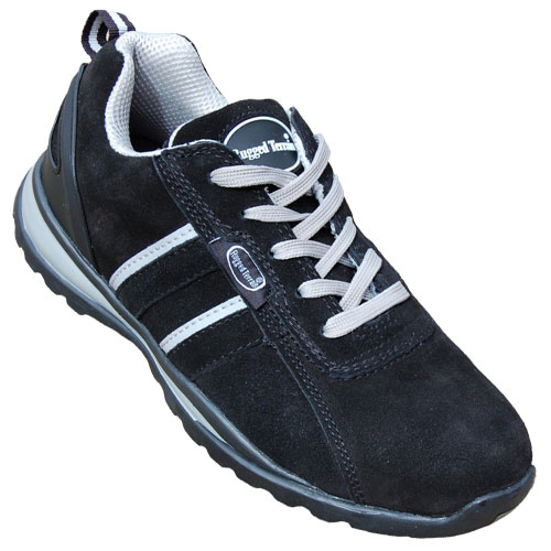 Rugged Terrain RT68BG Suede Ace Safety Trainer