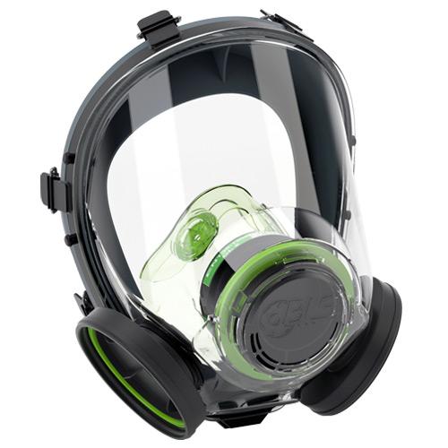 BLS 5250 BLS Full Face Mask With Filters