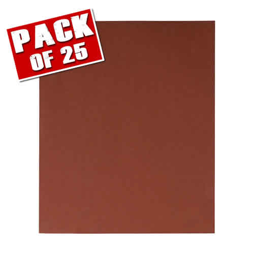 Bosch 2608608C15 Bosch 230 x 280mm Metal Sanding Sheet Cloth - 320 Grit