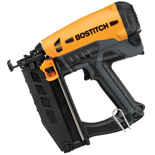 Bostitch (Stanley) GFN1664K-E Bostitch 16 Gauge Gas Cordless Straight Finish Nailer