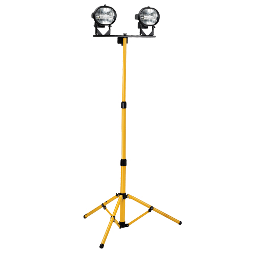 Defender E709100 Defender Double Tripod Light 110v