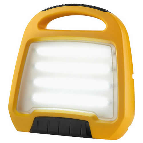 Defender E709164 Defender Rechargeable LED Floor Light