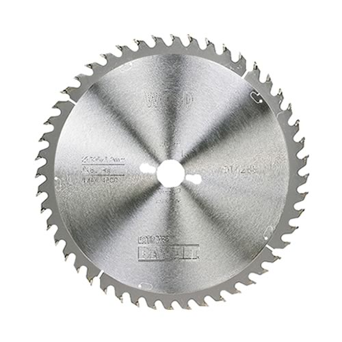 Dewalt DT4087QZ Dewalt 165mm 48 Tooth TCT Saw Blade (Fine Cutting)